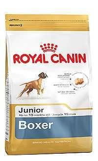 Royal Canin raza boxer junior Telepiensoscanarias