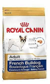 Royal Canin raza bulldog frances adult Telepiensoscanarias