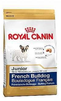Royal Canin raza bulldog frances junior Telepiensoscanarias
