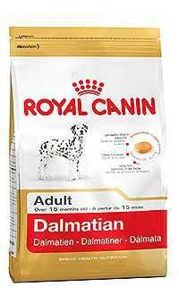 Royal Canin raza dalmata adulto Telepiensoscanarias