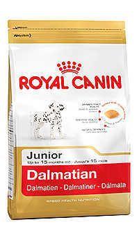 Royal Canin raza dálmata cachorro hasta los 15 meses