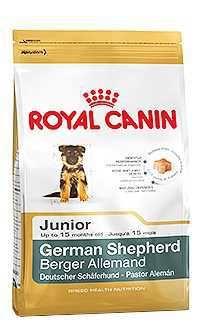 Royal Canin raza pastor aleman cachorro Telepiensoscanarias