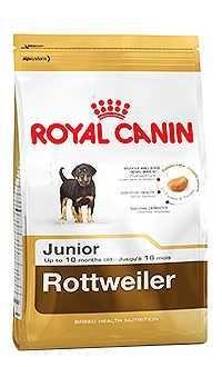 Royal Canin raza rottweiler cachorro Telepiensoscanarias