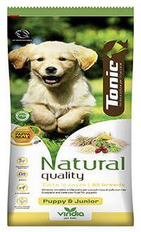 Tonic puppy junior nutrición con calcio y fósforo