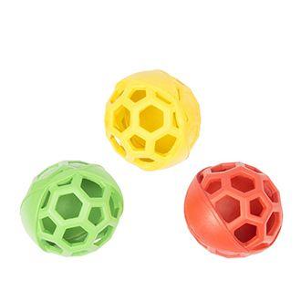 duvo balon futbol caucho perro telepiensoscanarias