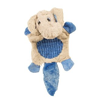 duvo juguete elefante crinkle perro telepiensoscanarias