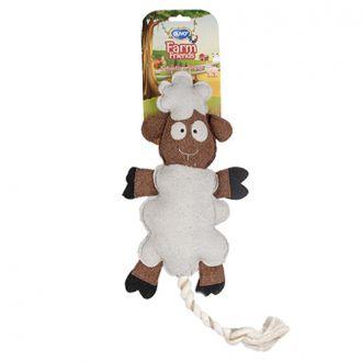 duvo juguete oveja perro telepiensoscanarias