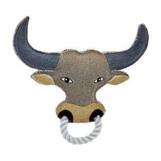 duvo juguete perro canvas bull telepiensoscanarias