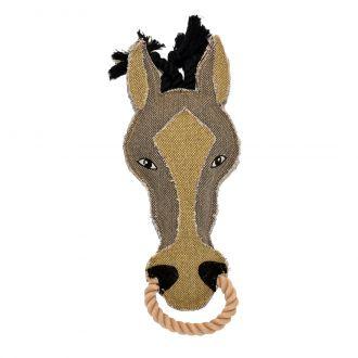 duvo juguete perro canvas horse telepiensoscanarias