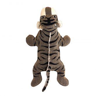duvo juguete perro canvas tiger telepiensoscanarias