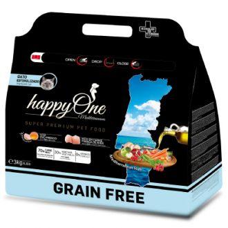 happy one alimento gatos esterilizados carne ave frescas telepiensoscanarias