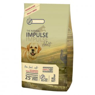 natural Impulse pienso perro adulto pollo telepiensoscanarias 14 12 2020