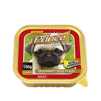 prince pate perros cachorros ternera telepiensoscanarias