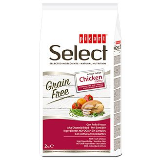 select dog grain free chicken telepiensoscanarias 2019