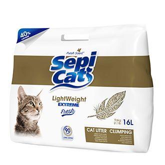sepicat extreme fresh arena gatos TelepiensosCanarias
