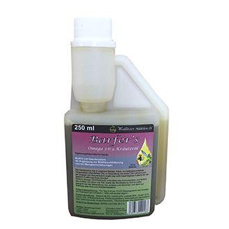 wallitzer aceite barf omega para perro telepiensoscanarias